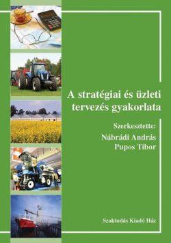 A stratégiai és üzleti tervezés gyakorlata - Pupos Tibor (szerk.); Nábrádi András