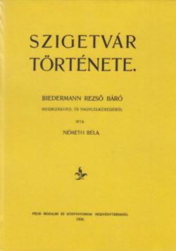Szigetvár története - Németh Béla