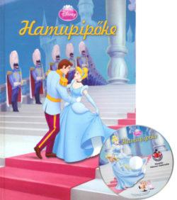 Hamupipőke + mese CD -