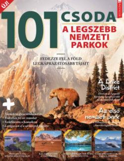 Füles Bookazine - 101 Csoda - A legszebb nemzeti parkok -
