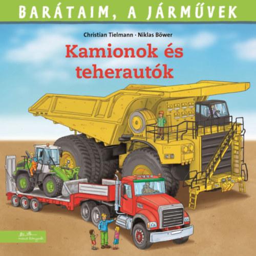 Kamionok és teherautók - Ralf Butschkow