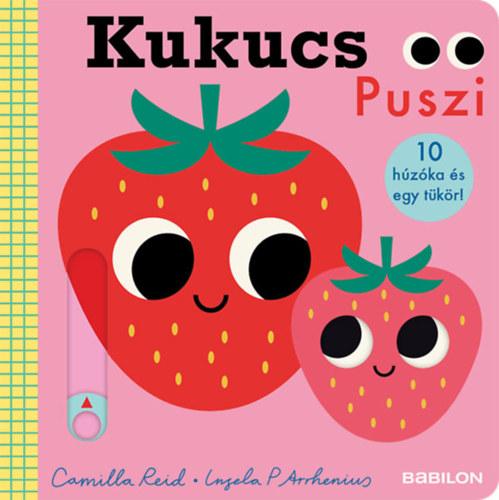 Kukucs - Puszi - tükörrel - Camilla Reid