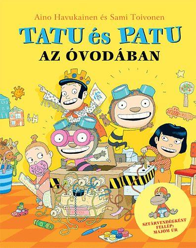 Tatu és Patu az óvodában - Sami Toivonen