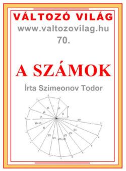 A számok - Dr. Szimeonov Todor