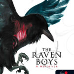 The raven boys - A Hollófiúk - Maggie Stiefvater