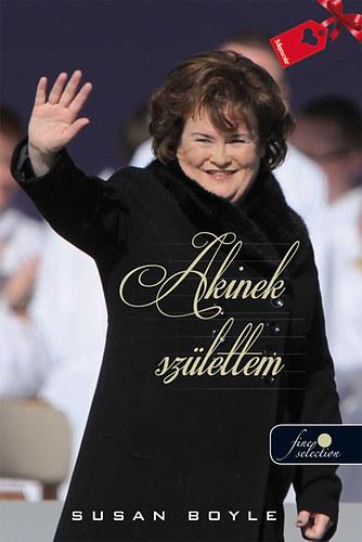 Akinek születtem - PUHATÁBLA - Susan Boyle