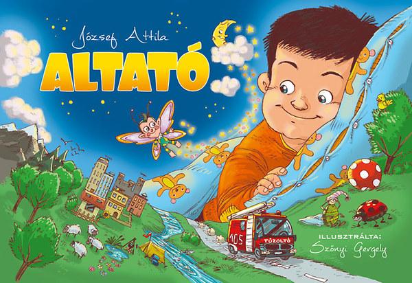 Altató - József Attila