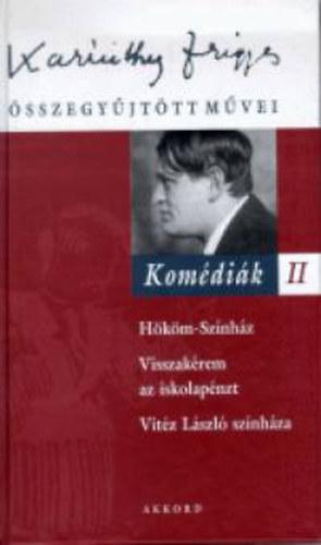 Komédiák II. - Karinthy Frigyes