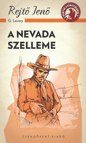 A Nevada szelleme - Rejtő Jenő