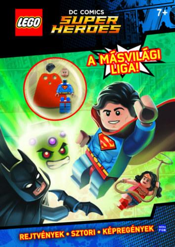 Lego DC Comics - A másvilági liga! -