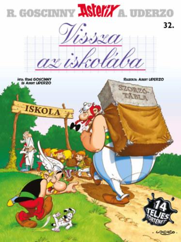 Asterix 32. - Vissza az iskolába - René Goscinny