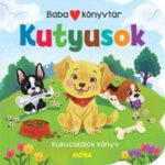 Babakönyvtár - Kutyusok - Kukucskálós könyv -