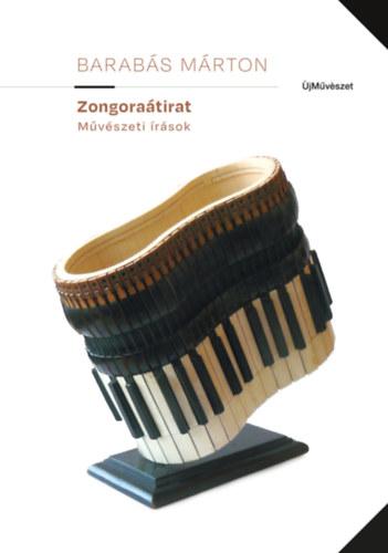 Zongoraátírat - Művészeti írások - Barabás Márton