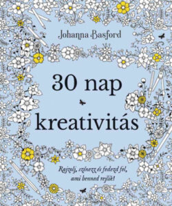 30 nap kreativitás - Johanna Basford