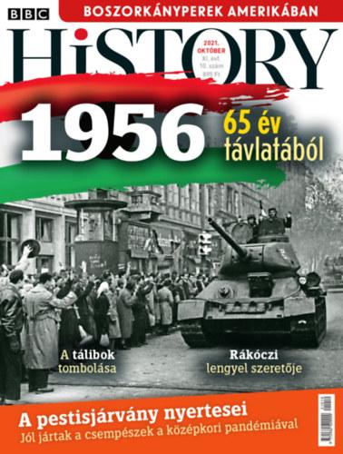 BBC History - 2021. XI. évfolyam 10. szám - Október -