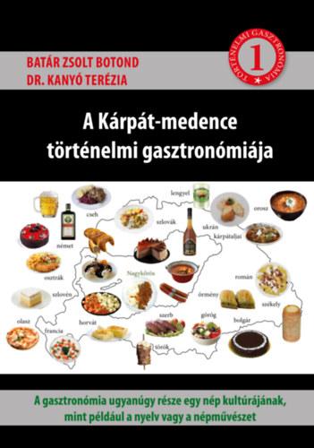 A Kárpát-medence történelmi gasztronómiája 1. - Batár Zsolt Botond