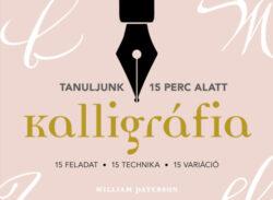 Kalligráfia. 15 feladat