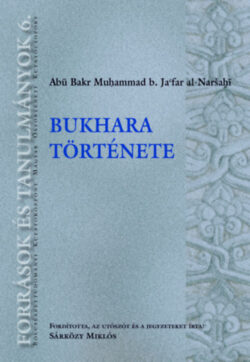 Bukhara története -