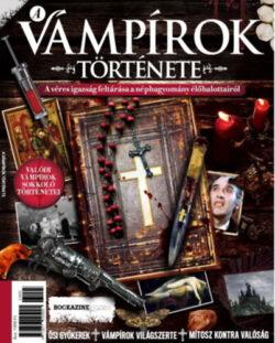 A vámpírok története - Bookazine Plusz -
