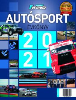 Autósport évkönyv 2021 - Gellérfi Gergő